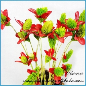 China Dried natural flower arrangements on sale