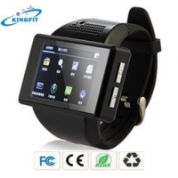 W2S China Latest Android 4.1 WIFI GPS Bluetooth FM Radio Wrist Watch Phone