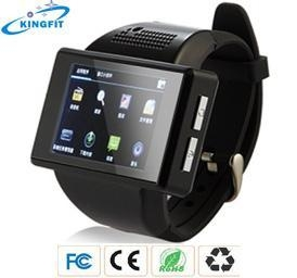 China W2S China Latest Android 4.1 WIFI GPS Bluetooth FM Radio Wrist Watch Phone on sale