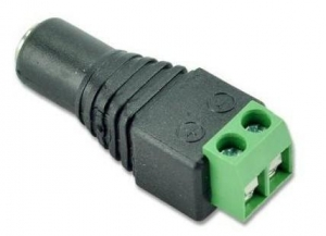 China BNC Connectors DC Power connector 2.1X5.5 female on sale