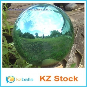 China Stainless Steel Gazing Ball,Gazing Globe 10 on sale