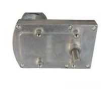 China flat geared DC motor with encoder on sale