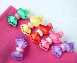 China Hair clips for girls and bow flower hair accessories on sale