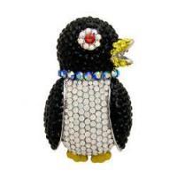 Lovely little penguin brooch 2013 fashion brooch