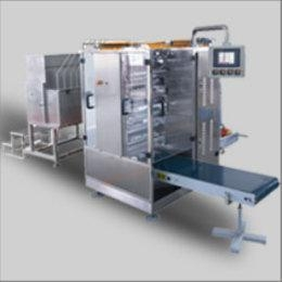 China DXDO-J500E Catsup Four-side Sealing & Multi-line Packing Machine on sale