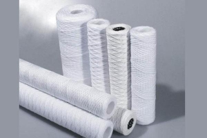 China String wound water filter cartridge on sale