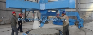 China vertical concrete pipe forming machine on sale