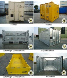 China Offshore Container on sale