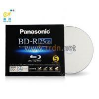 Panasonic 25GB 1-6X BD-R Blue ray Disc LM-BR25MWE5