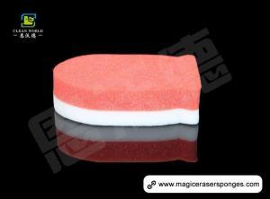 China Fish Shaped Magic Cleaning Nano Sponge on sale