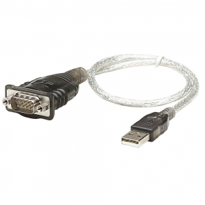 China USB to Serial RS232 Cable (FTDI Chipset) Product Model:UC-USB-DB9-FTDI-SN on sale