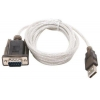 China USB to RS232 Serial DB9 Cable (FTDI Chipset) Product Model:UC-USB-DB9-FTDI-TS for sale