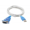 China USB to RS232 Serial Cable (Prolific PL2303) Product Model:UC-USB-DB9-PL2303-SN for sale