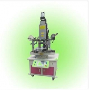 China Servo electric hot stamping foil printing machine on sale