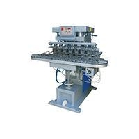 F-P200C8 8 color automatic doll pad printing machine
