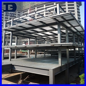 China portal steel frame warehouse on sale