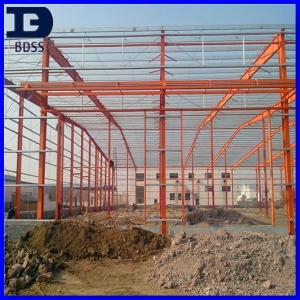 China prefab steel structure high rise building on sale