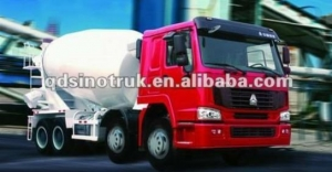 China Product: 10cbm mixer truck on sale