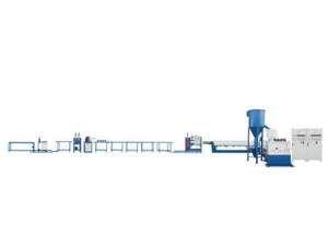 China XPS Extruding Plastic Board Production Line on sale