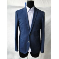 2014 printing fabric new men suit