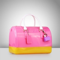 China FUR02-2013 New arrival bolsos silicona, silicone jelly bag on sale