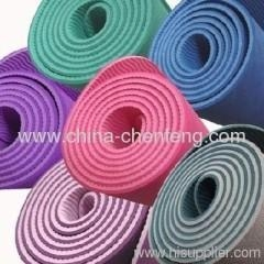 China High quality Eco-friendly TPE yoga mats china suppliers manufacturers wholesale on sale