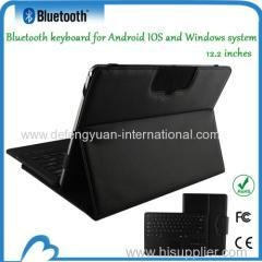 China Universal 12.2 inches bluetooth keyboard apply to Surface Pro 3 on sale