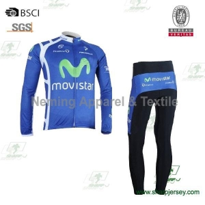 China Sublimation Mens Cycling Gear CY1002 on sale