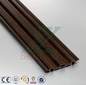 China Upvc sliding floor door track profile ZY-14 on sale