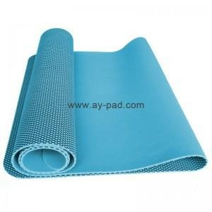 China Non-slip Rubber Foam Yoga Mat on sale