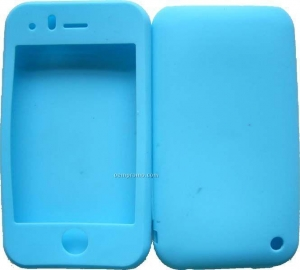 China Cell Phone Skin, Mobile Case, Iphone 3g Silicone Cover on sale