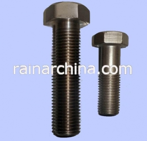 China steel bolts stainless heavy hex bolt on sale