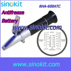 China RHA-600ATC(Black) Antifreeze/Battery-Refractometer on sale