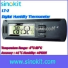China Indoo/Clock/Humidity LCD Thermometer - LT-2 for sale