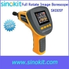 China 2.4inch Full Rotate Image Borescope SK005F for sale