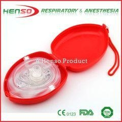 China HENSO CPR Mask for Emergency on sale