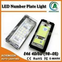 E46 4D(98-05) license plate light