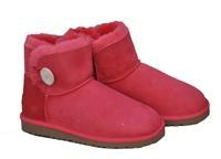 China Womens mini bailey button snow boots on sale