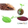 China egg silicone key ring for sale