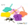 China New design T-shirt key chain for sale
