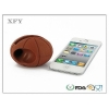 China Silicone Basketball Amplifier For Iphone 5G for sale