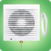 China Wall Mounted Bathroom Exhaust Fan WV9A-10CD on sale