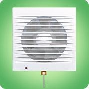 China Wall Mounted Bathroom Exhaust Fan WV9A-10CE on sale