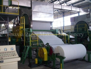 China 1092 model toilet paper making machine on sale