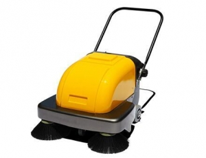 China MN-P100 Electric industrial hand push floor sweeper on sale