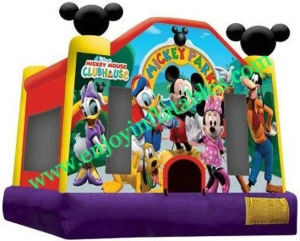 China YF-mickey mouse inflatable bounce house-53 on sale