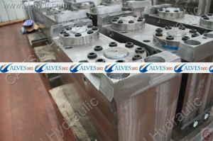 China hydraulic vickers valve on sale