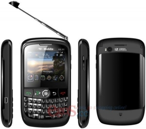 China MINI Blackberry Mobile Phone with Analog TV on sale