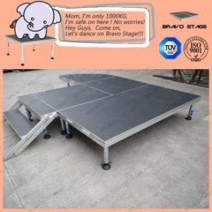 China Folding Intellistage Stage Platforms (1M X1M) on sale