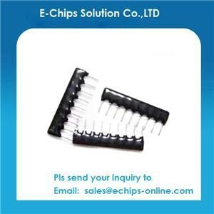 China Electronic Resistors Resistor Network Bus A09-471 471 470 ohm 9-pin on sale